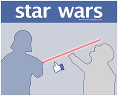 "Star Wars (Now you know where the ""Like""-thumbs-up came from)"