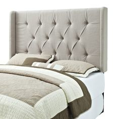 Samuel Lawrence Upholstered Headboard & Reviews | Wayfair