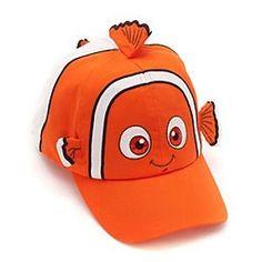Disney Finding Nemo Character Cap Age 7-10 Years