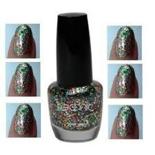 Dazzle Glitter Rainbow Nail Polish From Technic Get The Glitter Look from Technic - Pedicure N Manicure - £2.91 - http://www.pedicurenmanicure.com/dazzle-glitter-rainbow-nail-polish-from-technic-get-the-glitter-look/