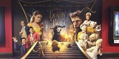 Beauty and the Beast live-action photos: Human Lumiére, Cogsworth Beauty And The Beast Costume, Beauty And The Beast Movie, Beauty And The Beat, Emma Thompson, Ewan Mcgregor, Beast's Castle, Movies Coming Out, Live Action Movie, Disney Springs