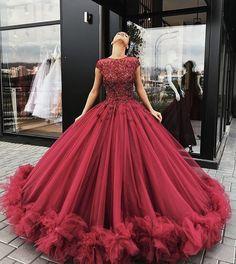 #fashion #15anos #vestidos #love #gifts #style #princess #vermelho #vestidodenoiva