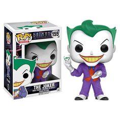 Batman The Animated Series - The Joker (155) - POP! DC Comics action figure