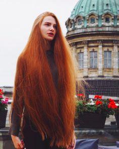 Atteinte de calvitie sévère, elle gagne le combat et devient Raiponce #cheveux #beauté #conseils #aufeminin
