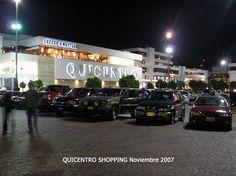 Quicentro Shopping Center; Quito, Ecuador