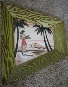 Carlo of Hollywood -Tropical female