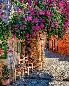 Areopolis - Lakonia - Greece
