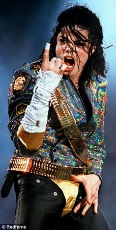Legacy: Michael Jackson, on staged uring the Dangerous Tour, left his children everything