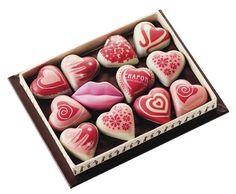 パリジェンヌ御用達!「シャポン」からスペシャルチョコレートBOXが日本初上陸