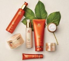Pure youthful skin. Protected from the environment all summer long! I love the RE9 Advanced anti-aging skincare system. Exclusive from Arbonne International. Hollyhan.myarbonne.com #ArbonnePureSummer