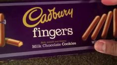 CADBURY FINGERS MILK CHOCOLATE COOKIES ARE THE BEST AND MADE IN THE UK