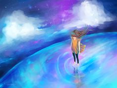 Ordinary World - Lucy in the sky with diamonds by gabrielleragusi.deviantart.com on @DeviantArt