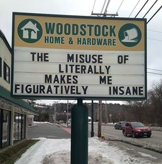 Seen In Woodstock, Vermont