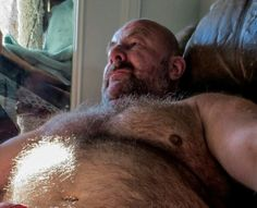 Muscle Bear, Daddy, Handsome, Big, Fathers