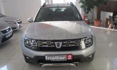 DUSTER DUSTER LAUREATE 1.5 DCI 110 4x2 E2 I H MD 2014 Dacia Duster DUSTER LAUREATE 1.5 DCI 110 4x2 E2 I H MD