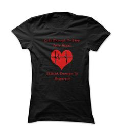 Cute Enough To Stop Your Heart T-Shirts, Hoodies, Sweaters