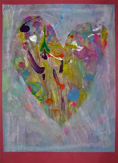Use Your Coloured Pencils: More Jim Dine Inspired Paintings
