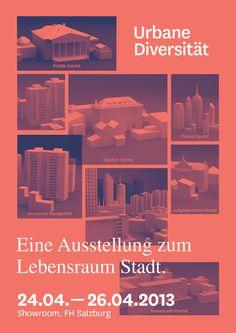 Matthias tratz typo/graphic posters in Layout