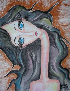 ANHELO por ToriaCasana en Etsy Etsy, Painting, Style, Impressionism, Museums, Hand Made, Artists, Art, Swag