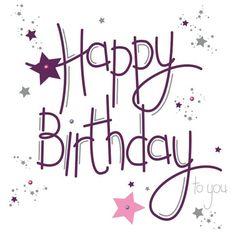 Happy Birthday ┌iiiii┐ --- http://tipsalud.com -----