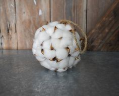 Excited to share this item from my shop: Cotton Ball (READY TO SHIP) - Cotton Boll - Decorative Ball - Cotton - Bowl Fillers- Farmhouse Table Decor - Rustic Decor Farmhouse Table Decor, Rustic Decor, Modern Farmhouse, Cotton Bowl, Laurel, Cotton Decor, Flower Ornaments, Vase Fillers, Brown Floral
