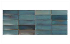 ModCraft handmade Step tile midnight blue seconds