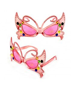 89e1acfed8 Fun and Funky 2033DDPKPK Sexy Butterfly Fashion Sunglasses Pink Frame Pink  Lenses Sunglasses 2017
