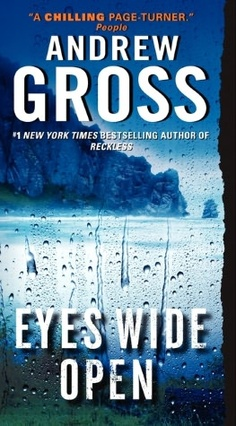 Eyes Wide Open - A chilling page-turner drawn from the author's life. Each and every page of this thriller made me keep the lights on and afraid of the dark. If you like suspense then this is the book to read.
