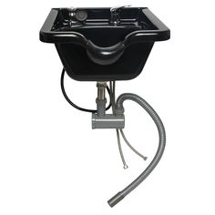 Stainless Drainage Accessories Shampoo Bowl Hair Sink Basin >>> Learn more by visiting the image link. (This is an affiliate link) Shampoo Bowls, Home Salon, Wall Mount Bracket, Basin, Salons, Health Products, Outdoor Decor, Image Link, Accessories