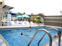 hosteria Mediterra. Villamil Playas Ecuador
