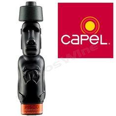Pisco Capel Moai Reservado