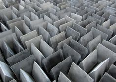 acoustical foam installation art - Google Search