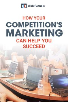 """What better way to optimize your sales funnel than to research on your competitors? Analyzing your competitors to gather insights on what works for them and what you can implement in your own funnels and make those strategies tailored to your marketing needs is a great process in optimising your sales funnel. Here's are some quick tips should you want to personally do a competitor analysis and """"spy"""" on your competition's funnels. #clickfunnels #salesfunnels #funnelmarketing"""