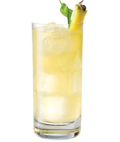 Skinny Colada    170 Calories  2 oz. SKYY Infusions Coconut  ¼ oz. SKYY Infusions Pineapple  2 oz. Club soda  Splash of pineapple juice  Squeeze of lemon      Mix over ice in a highball glass.