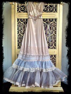 Custom wedding dress for tashiewashie by mermaidmisskristin, $160.00
