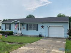 AFFORDABLE 2 BEDROOM 1 BATH RANCH STYLE HOME WITH A 1 CAR GARAGE. NICE OPEN LAYOUT WITH LARGE LIVING ROOM. ALL APPLIANCES STAYING WITH HOUSE. HOUSE IS PART OF AN ESTATE SO NO DISCLOUSRES. LARGE YARD WITH SHED FOR STORAGE. SET YOUR APPOINTMENT UP TODAY.
