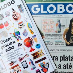 [ Dezembro   2014] Jornal O Globo
