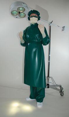 Medical Fetish Shop - Superliquid - Latex Manufacturer Tallinn Latex Pants, Latex Catsuit, Beautiful Nurse, Latex Costumes, Latex Hood, Nurse Costume, Medical Uniforms, Heavy Rubber, Nursing Clothes