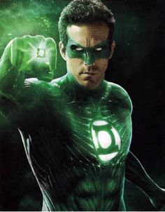 I admit it. I grew up reading comic books and still enjoy a good comic-book based film. The Green Lantern wasn't one of those. The Green Lantern was never one of my favorites. I was a Captain Ameri...