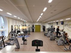 Coreline RC120B NH Veldhoven sportzaal