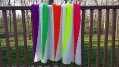 Colorful Afghan/Blanket