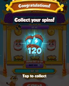 coin master free spins link - Coin Master Free Spins Daily Link Tuto how to get free spin master coin Your Free Spin Now! Coin Master Hack, Free Gift Cards, New Tricks, Best Games, Spinning, Cheating, Games To Play, Congratulations, Coins