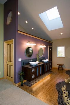 Spa Retreat asian bathroom