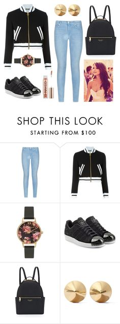 """""""Thank You So Much for 400 followers """" by shyshaye1234567 ❤ liked on Polyvore featuring 7 For All Mankind, Moschino, Olivia Burton, adidas Originals, Henri Bendel, Eddie Borgo, Urban Decay, women's clothing, women and female"""