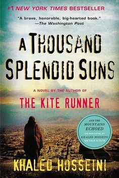 A Thousand Splendid Suns by Khaled Hosseini   53 Books That Will Definitely Make You Cry