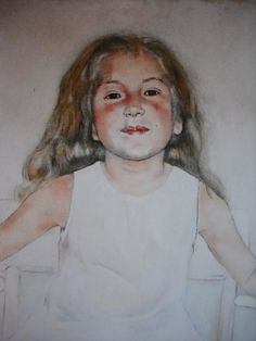 "Detalle de ""Iris"" 2010 por Inma Pascual Aparici técnica mixta,óleo sobre tabla 1,60x 1,20 cm"