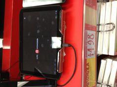 Rob, JB Hifi.  Motorola wifi tablet, $498.00