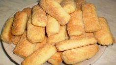 Рецепт очень вкусненького печенья на майонезе. Легкое и воздушное! Hot Dog Buns, Biscotti, Deserts, Dairy, Bread, Cheese, Vegetables, Breakfast, Ethnic Recipes