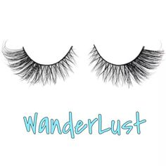 Buy Unicorn Mink Lashes in style Wanderlust, just £19.95 including FREE 1st Class delivery in the UK. Click here now!
