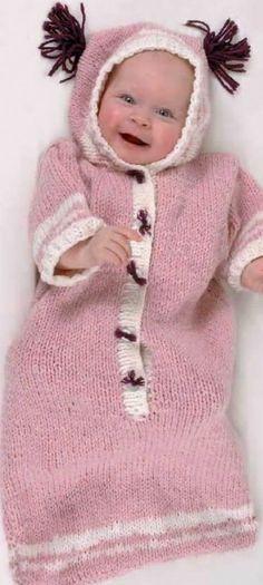 Anlatımlı Örgü Bebek Uyku Tulumu Modelleri   Örgü Modelleri   Anlatımlı Örgü…